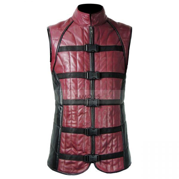Farscape Ben Browder (John Crichton) Leather Vest