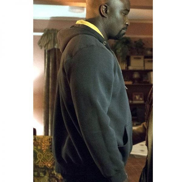 Luke Cage Mike Colter The Defenders Hoodie