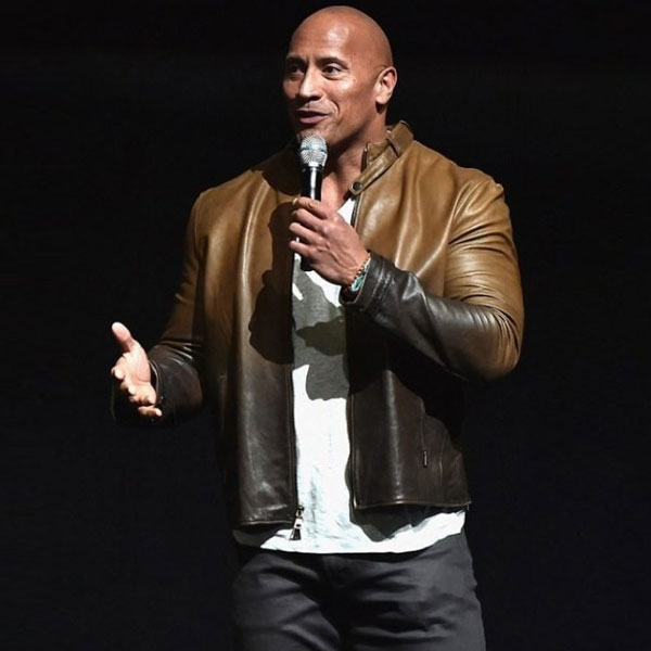 Dwayne Johnson Jumanji 2 Premiere Jacket
