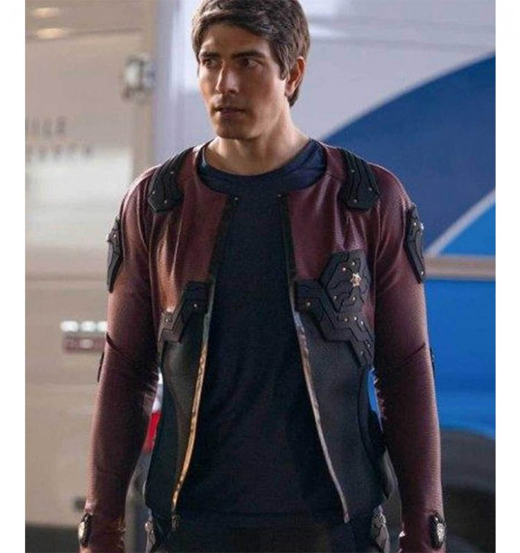 Brandon Routh Legends Of Tomorrow Costume Jacket