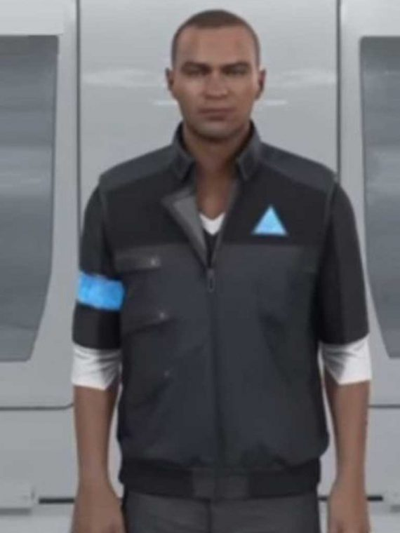Detroit Become Human RK 200 Markus Vest Costume