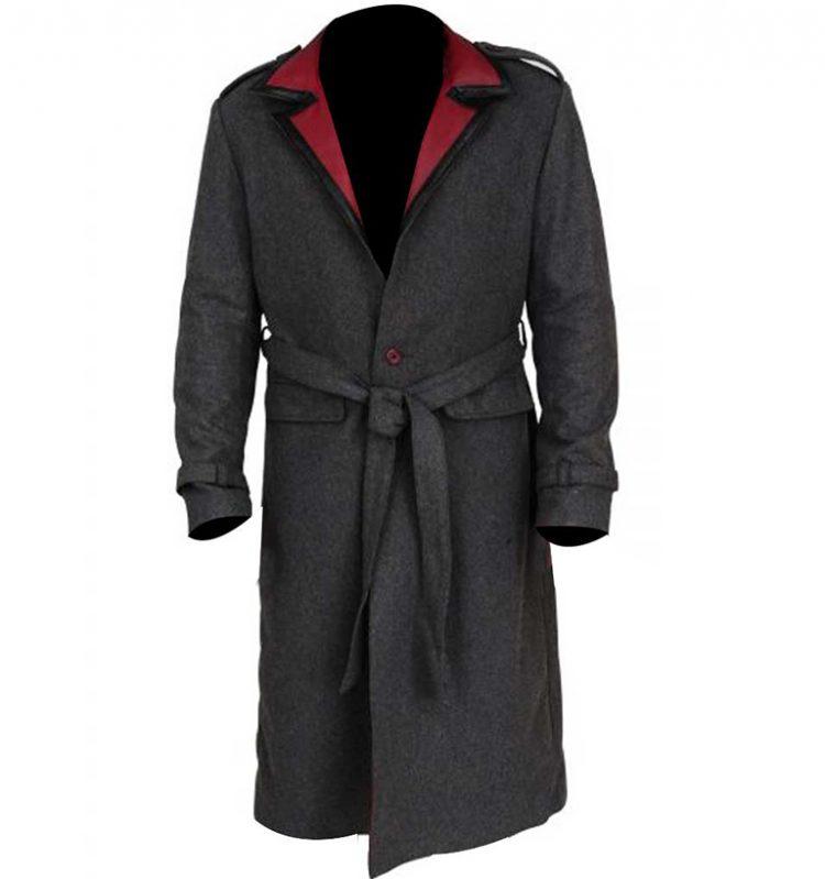 Vampyr Jonathan Reid Cosplay Coat (4)