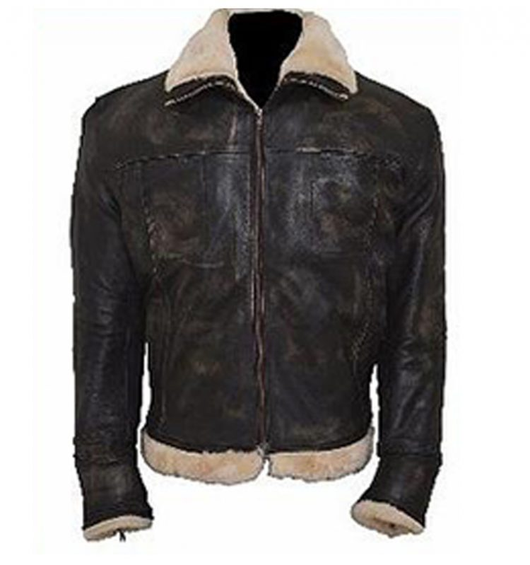 Vin Diesel Triple X Leather Fur Jacket