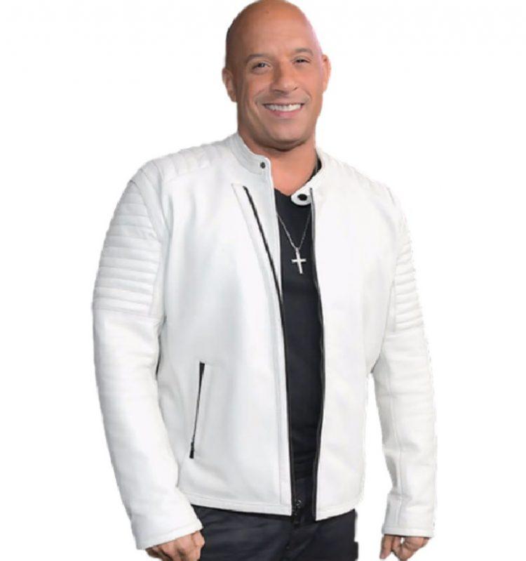 Vin Diesel XXx LA Premiere Paramount Jacket