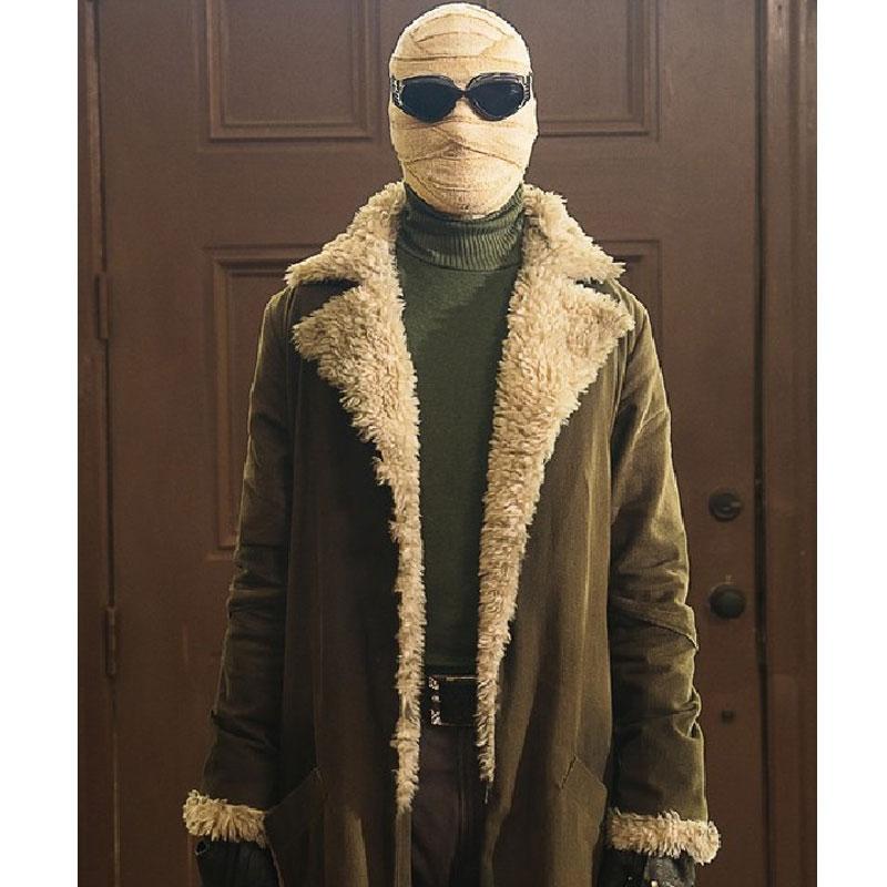 doom patrol negative man jacket