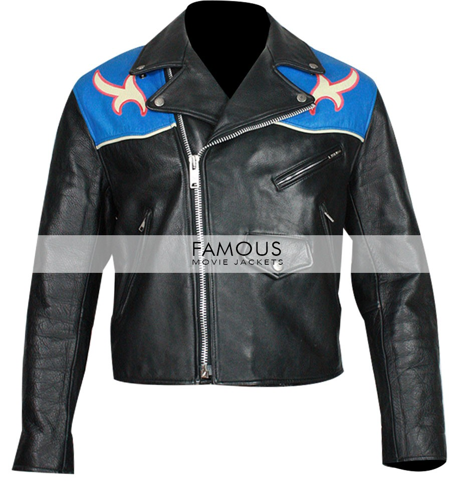 2c1fbaa04d10 Men Vintage Avirex Black Motorcycle Leather Jacket - Designer ...