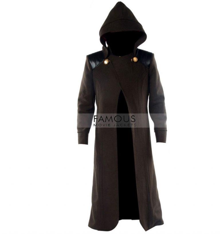 Fantastic Four 2015 Doctor Doom Cosplay Coat Costume