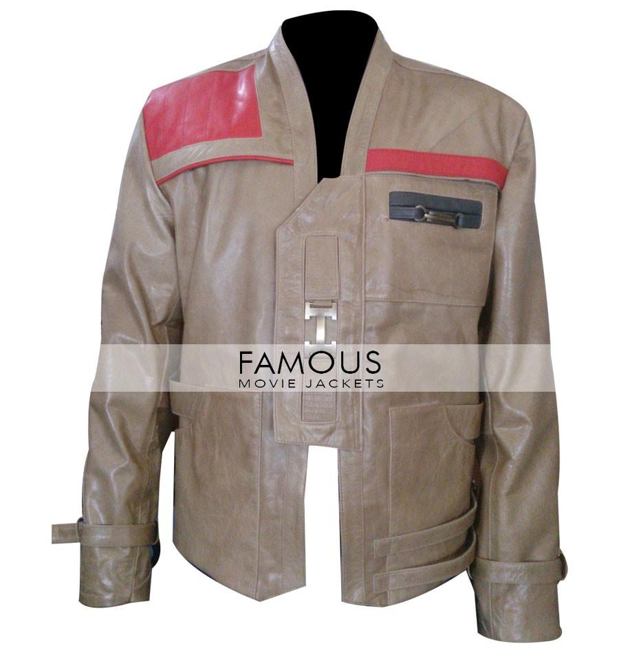 Star Wars Force Awakens John Boyega Finn Jacket