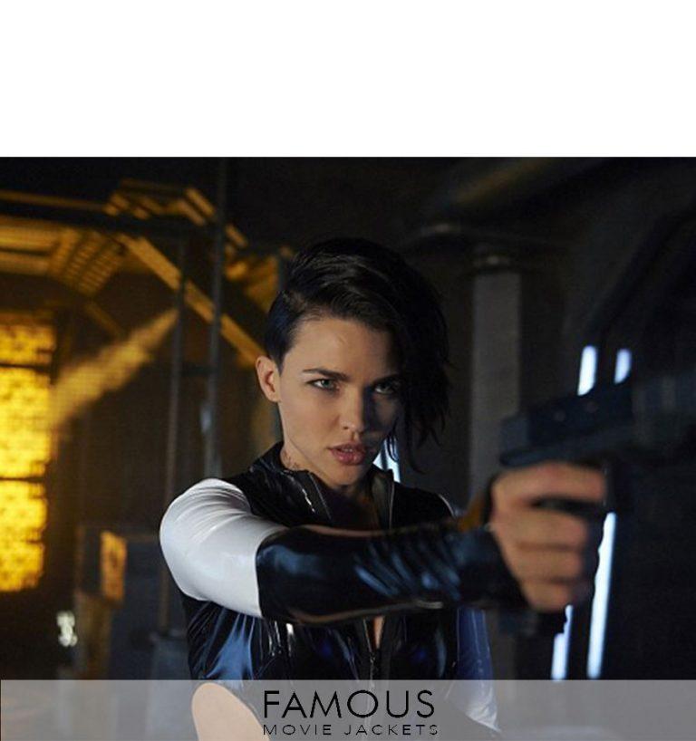 Dark Matter TV Series Ruby Rose Leather Jacket