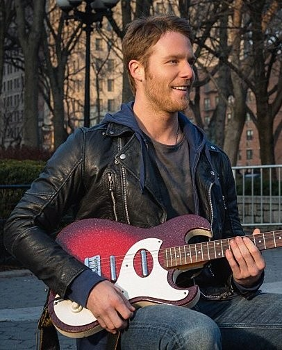 Jake McDorman Limitless TV Series Black Jacket
