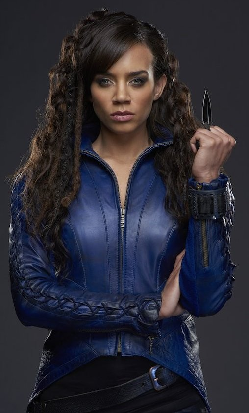 Killjoys Hannah John Kamen Dutch Blue Jacket