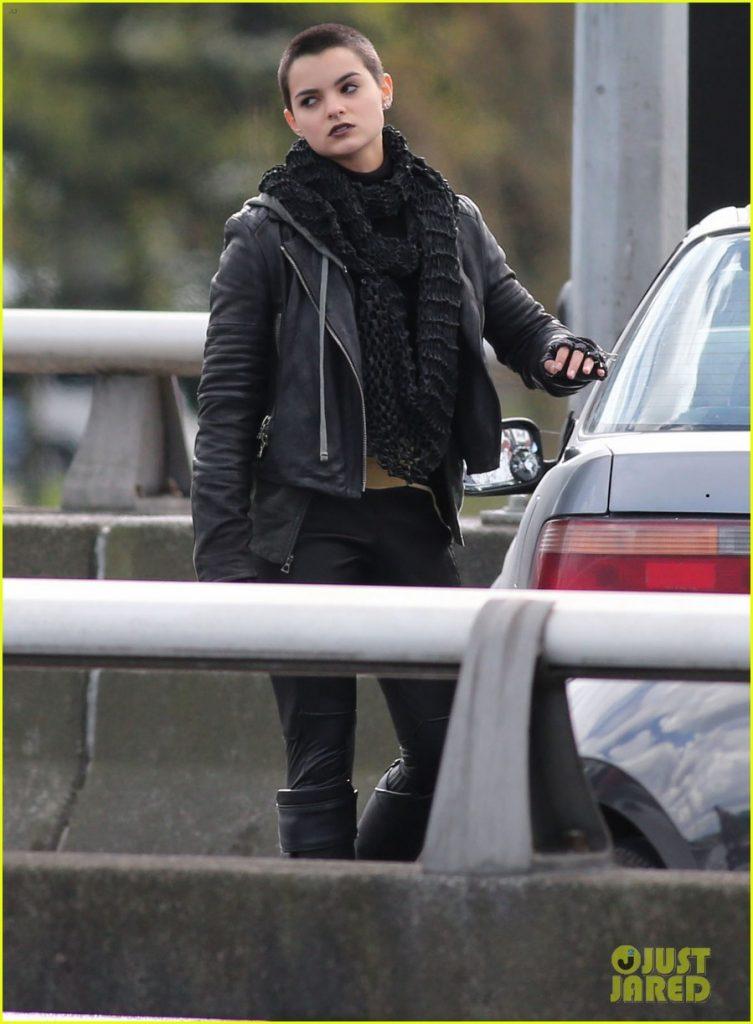 Brianna Hildebrand Deadpool
