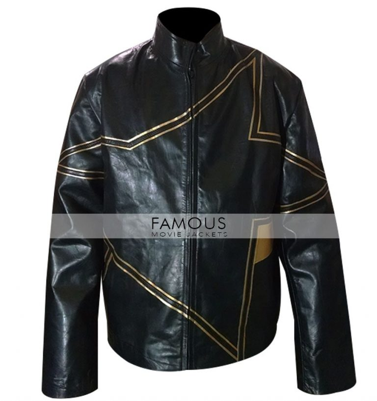 Cody Rhodes WWE Stardust Leather Jacket