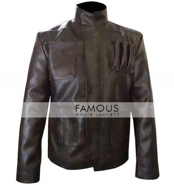 Star Wars Force Awakens Harrison Ford Jacket