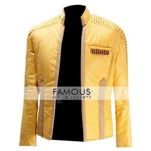 Star Wars Yellow Luke Skywalker Jacket