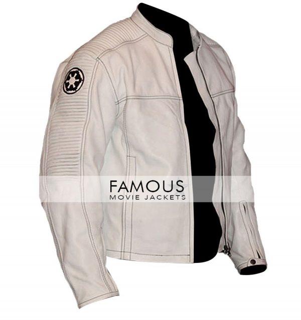 Empire Emblem Star Wars Motorcycle Racing Jacket