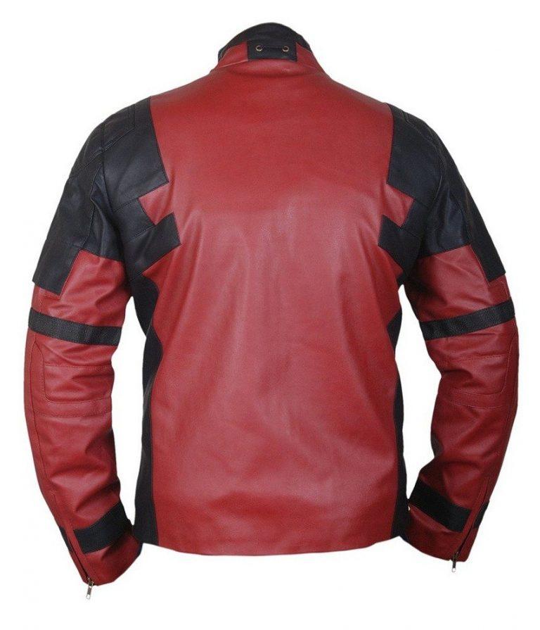 Deadpool Ryan Reynolds Jacket