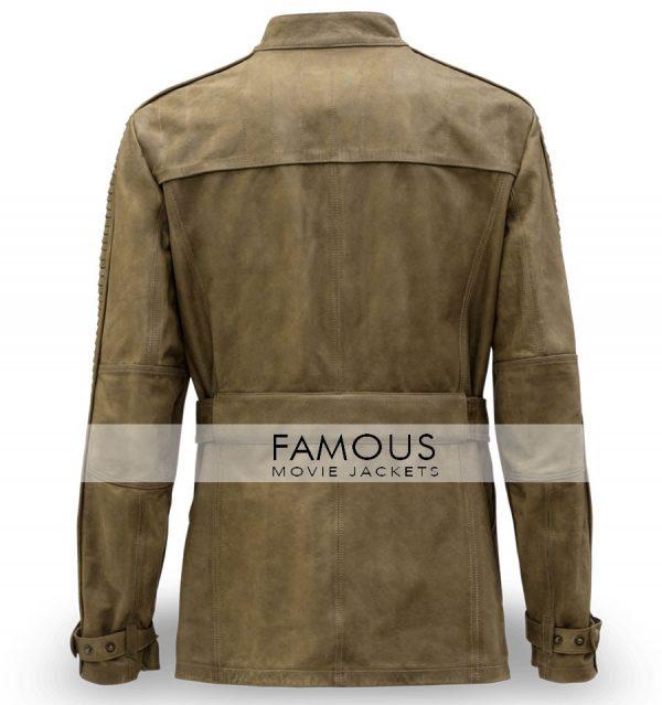 Star Wars Force Awakens Women Finn Leather Jacket