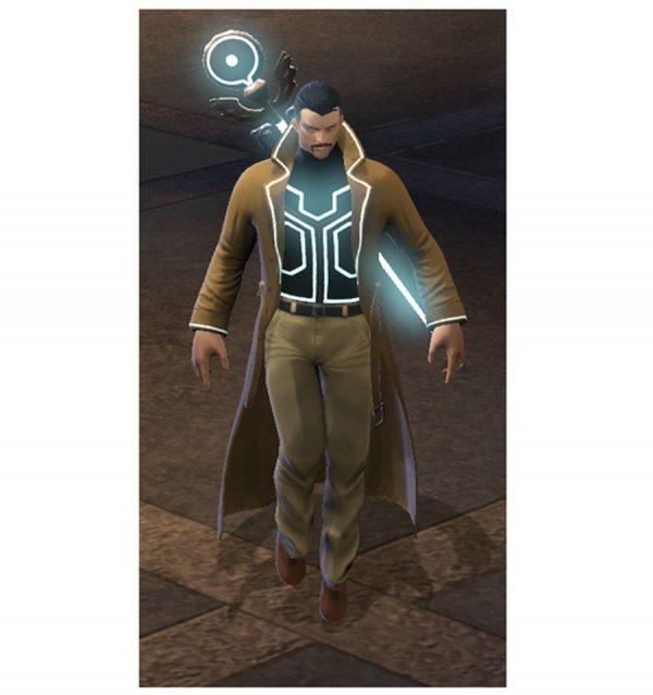 Stephen Strange Fear Itself costume