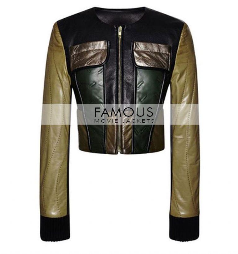 Natalie Dormer Hunger Games: Mockingjay Part 2 New York Premiere Jacket