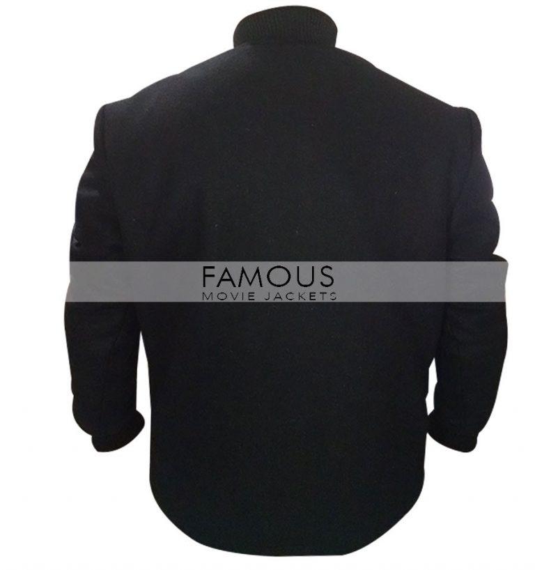 Spectre Blue Bomber James Bond Jacket