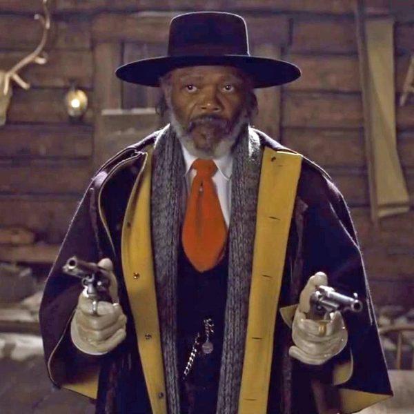The Hateful Eight Major Marquis Warren Coat