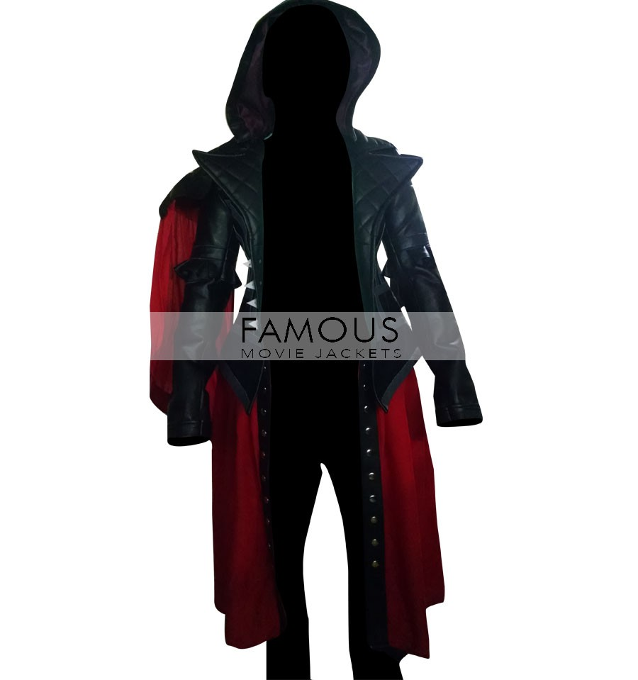 Assassin S Creed Evie Frye Cosplay Famous Movie Jackets Sale