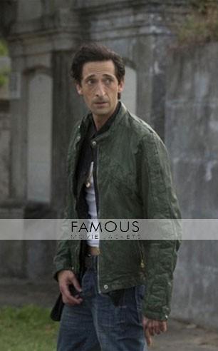American Heist Adrien Brody Jacket