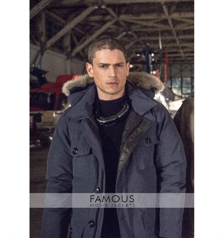 Legends of Tomorrow Wentworth Miller Jacket