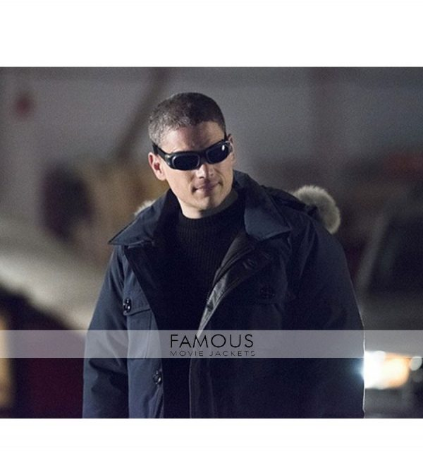 Legends of Tomorrow Wentworth Miller Jacket