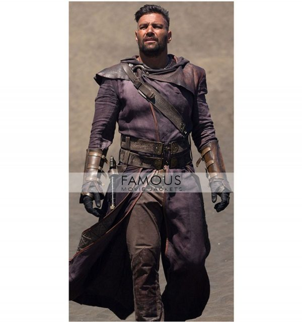The Shannara Chronicles Allanon Coat