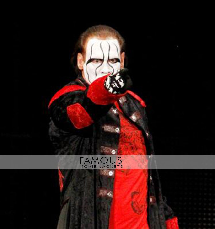 WWE Night Of Champions Sting (Steve Borden) Coat