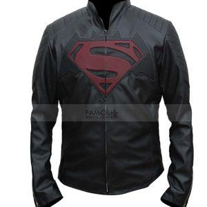 Batman v Superman Dawn of Justice Logo Jacket