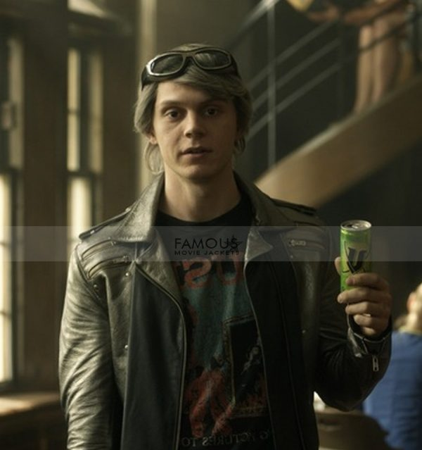 X-Men Apocalypse Quicksilver (Evan Peters) Costume