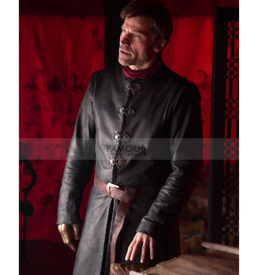Games of Thrones Season 7 James Lannister Coat