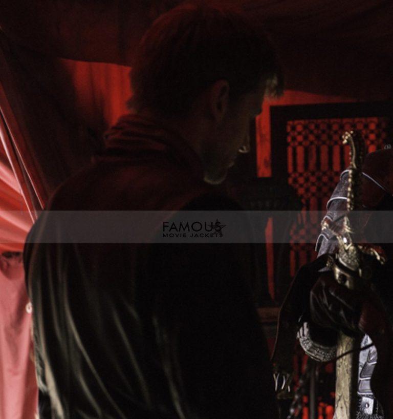 Games of Thrones Season 7 James Lannister Coat