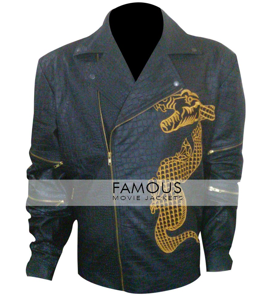 Suicide Squad Killer Croc Adewale Dragon Jacket Costume
