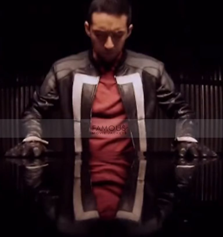 Ghost Rider Agents of Shield Robbie Reyes Jacket