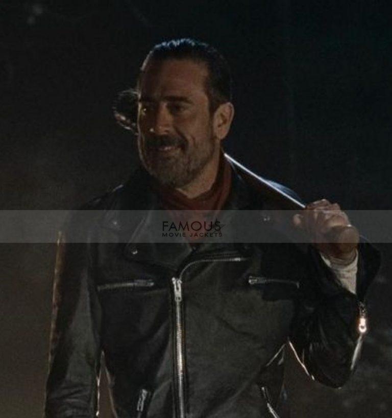 The Walking Dead Negan Leather Jacket