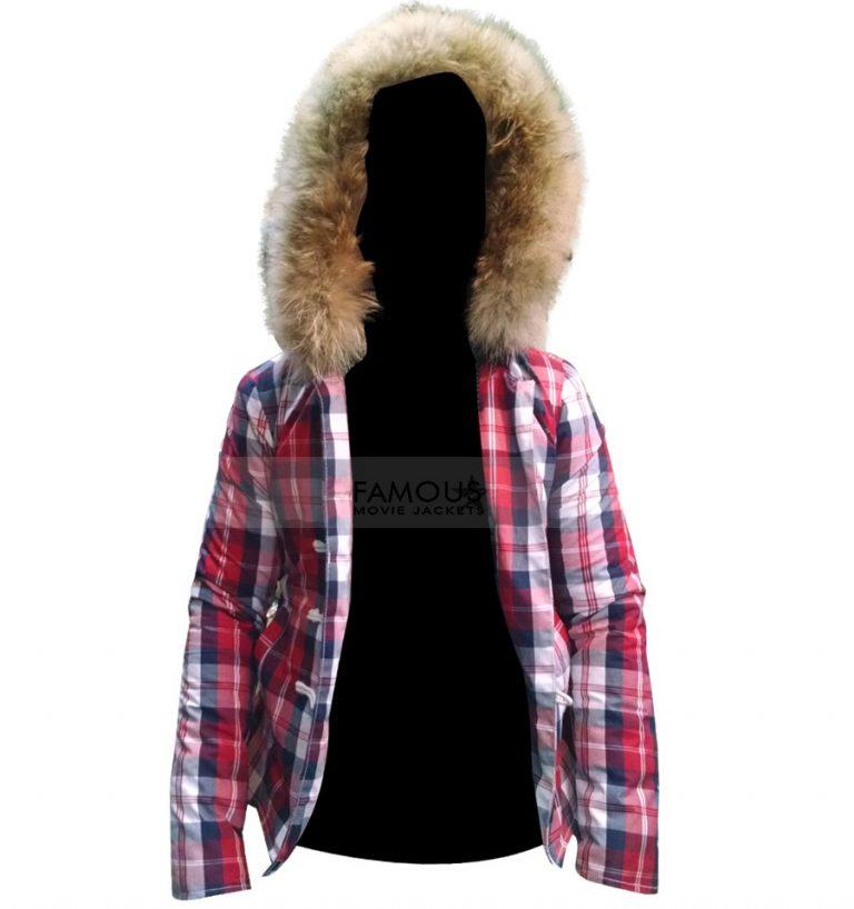 Randi Manchester by the Sea Fur hoodie Jacket