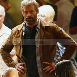 The Wolverine 3 Hugh Jackman Jacket