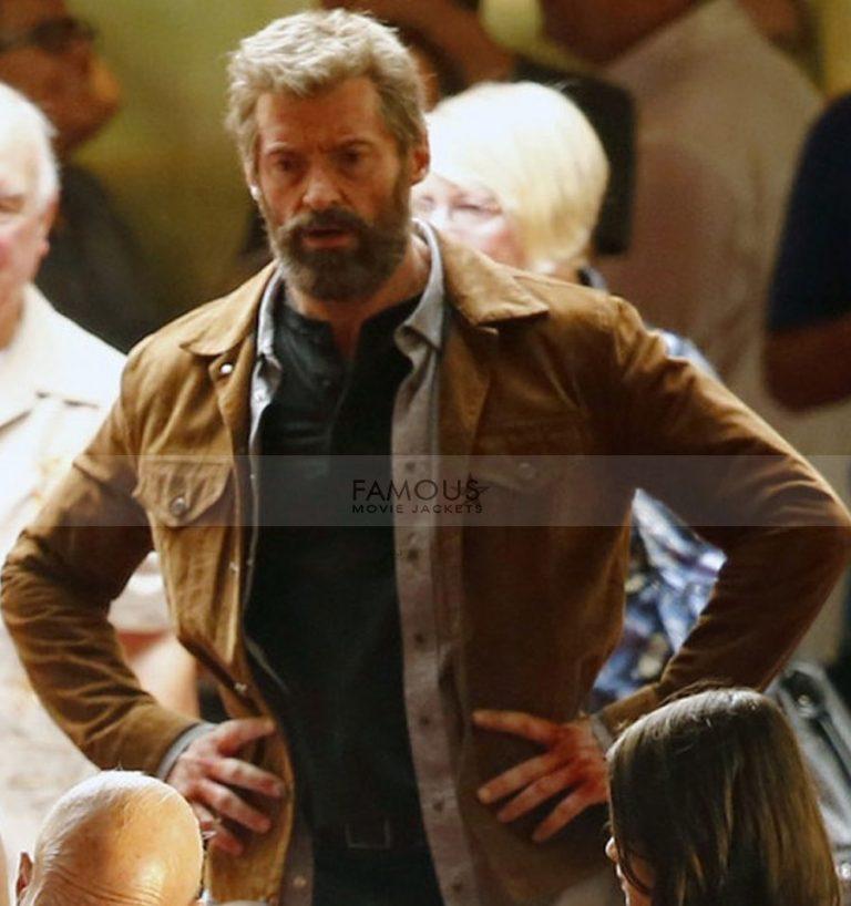 The Wolverine 3 Hugh Jackman Jacket