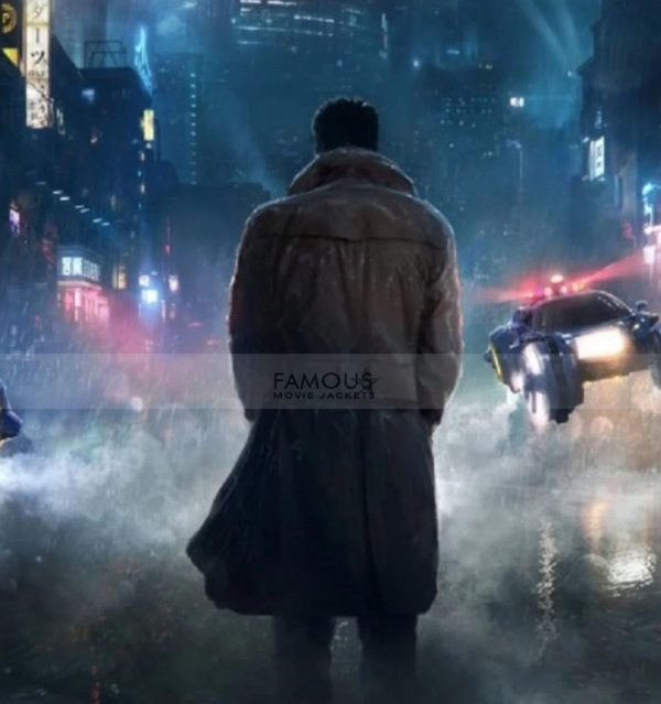Blade Runner 2049 Ryan Gosling Officer Coat