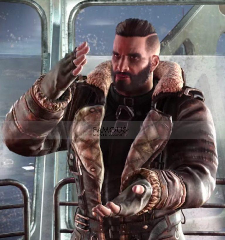 Fallout 4 Elder Maxson Shearing Coat