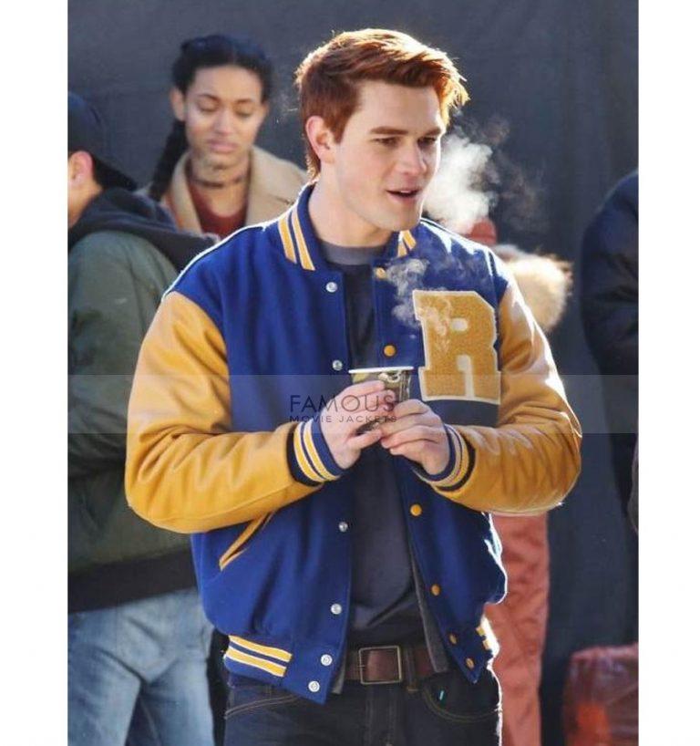Riverdale KJ Apa Varsity Jacket
