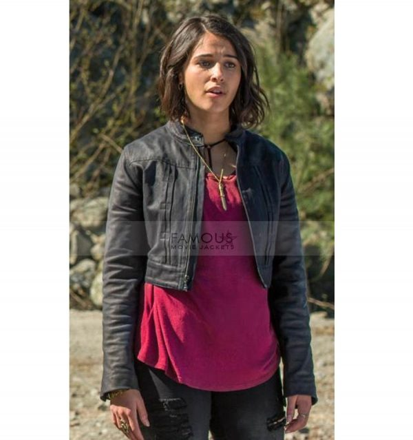 Power Rangers Kimberly Leather Jacket