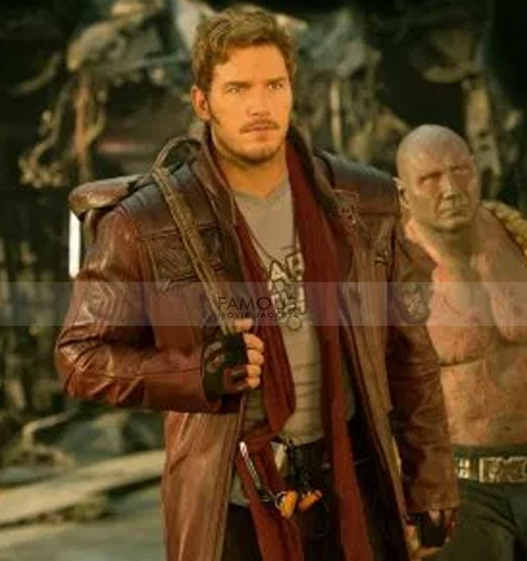 Guardians of the Galaxy Vol 2 Star Lord Coat