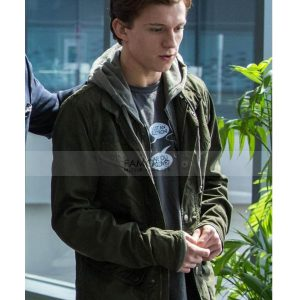 Spiderman Tom Holland Jacket