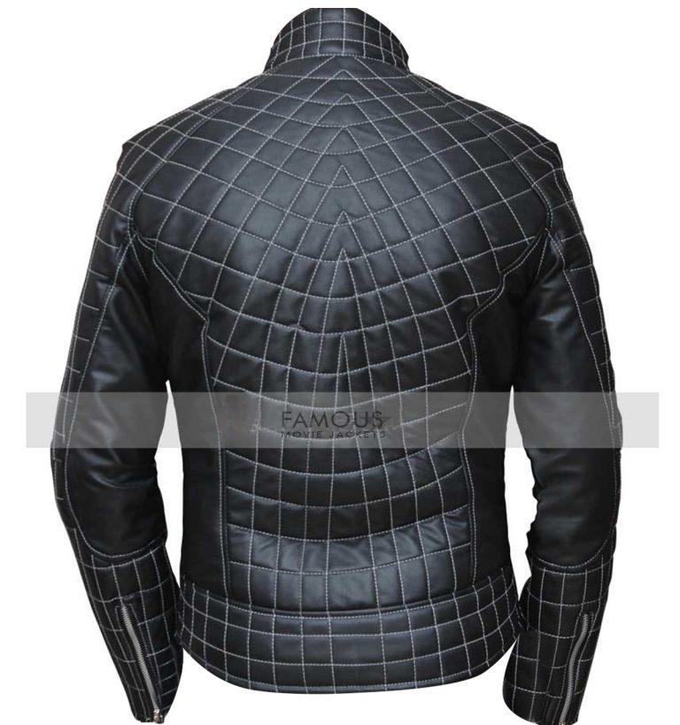 spiderman costume jacket