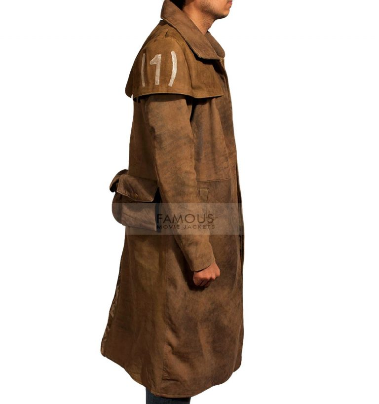 Fallout NCR ranger duster jacket